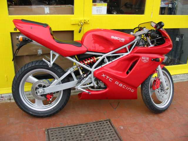 Sachs Xtc 125 Racing At Motoport Viewing By Appointment Please